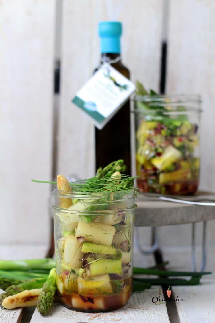 Spargel-Salat