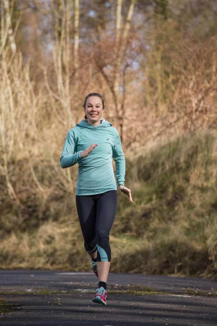 Laufen in der kalten Jahreszeit
