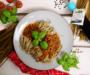 Linguine Aglio&Basilico mit Sugo