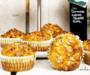 Herzhafte Süßkartoffel Muffins mit San Domenico Olivenöl