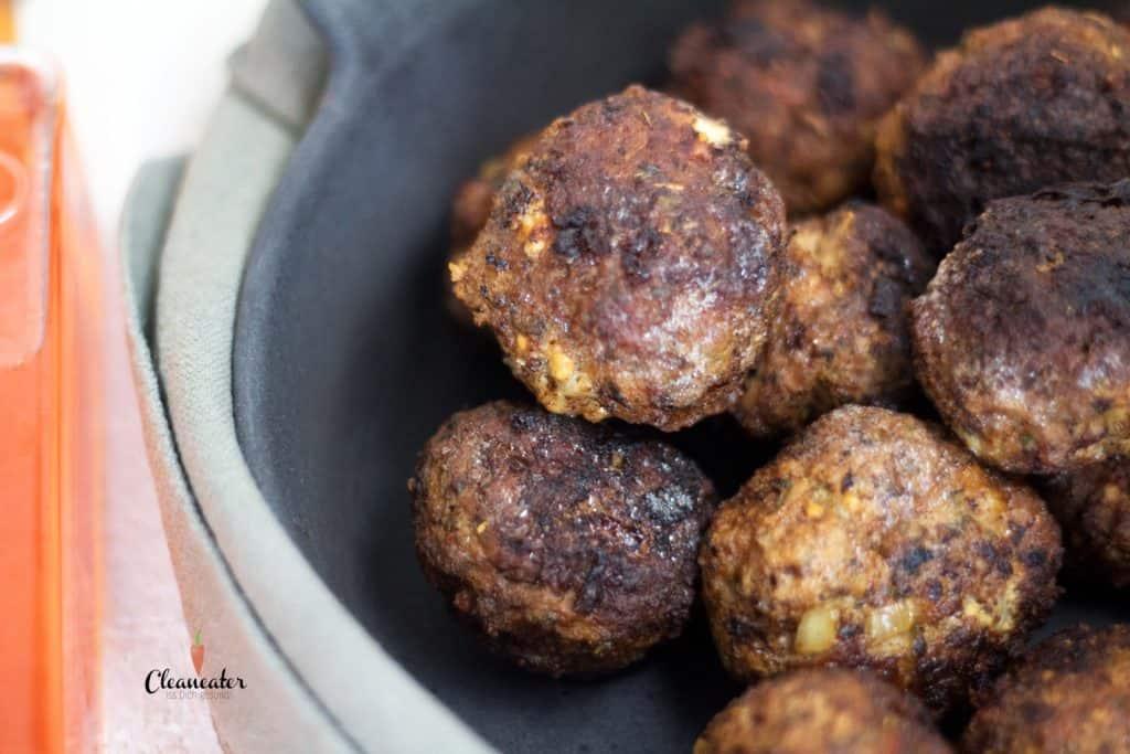 Tastingrezept: mediterrane Frikadellen