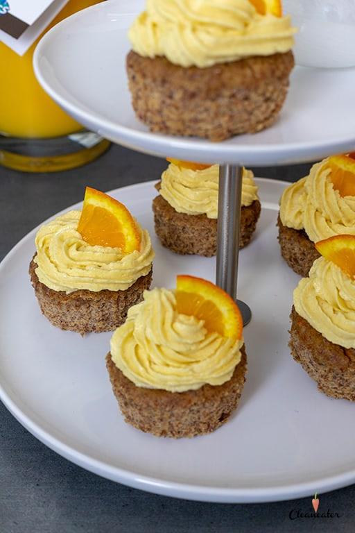 Eierlikoer-Cupcakes