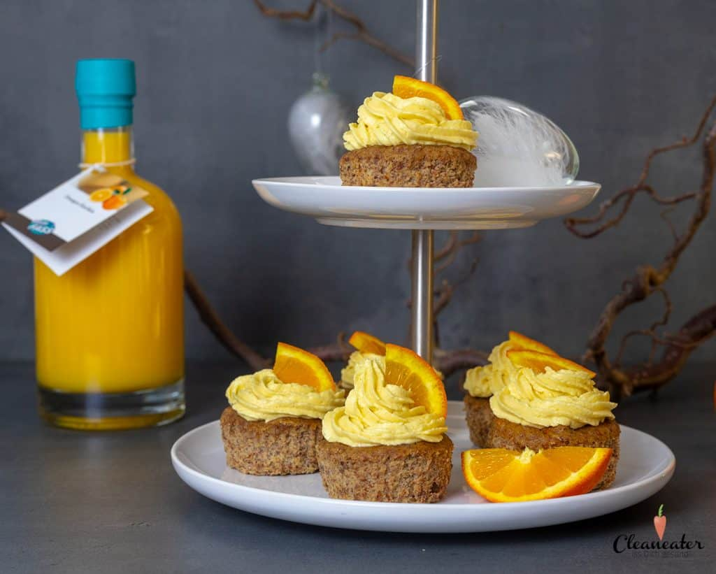 Quick & Easy Eierlikör-Cupcakes