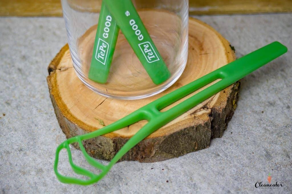 Nachhaltig leben - Zahnpflege mit TePe Good